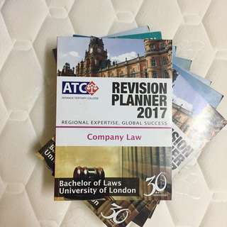 ATC Law books #Bajet20