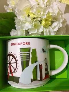 Starbucks Mug YAH Collection - Singapore