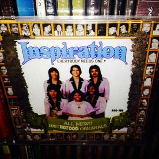 Hotdog	-	Inspiration CD	(Sealed)