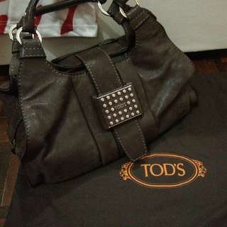 🆕 Authentic Tods Handbag