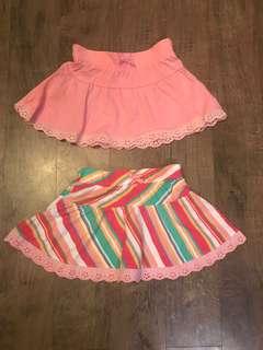 Mothercare skirt bundle