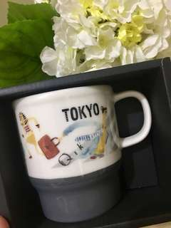 Starbucks Mug Geography Series - Tokyo