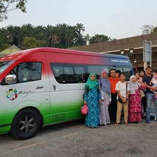 Transportation to any part of Malaysia