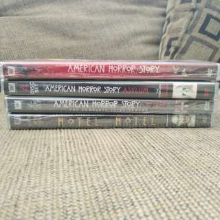 American Horror Story Seasons 1-3 & 5