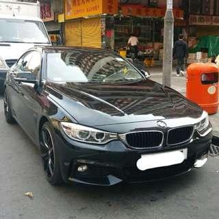 BMW 428IA  SPORT  2014