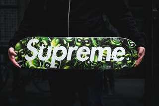 Supreme Skull Pile Deck