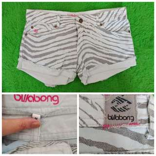 Hotpants billabong ORI size 28