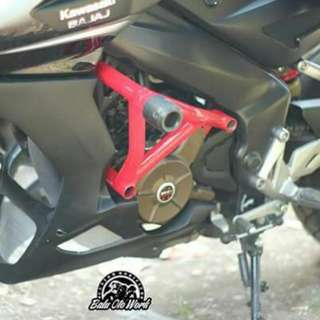 Pulsar 200NS Crash bars