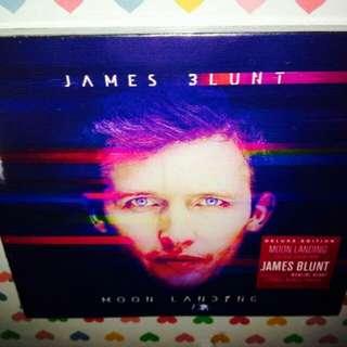 James Blunt-Moon LandingCD (Sealed)