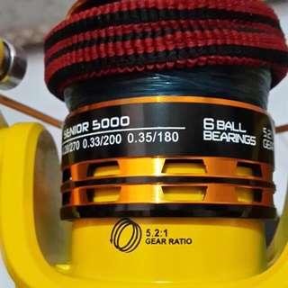 Reel XENON 5000