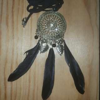 Unique Dreamcatcher Necklace