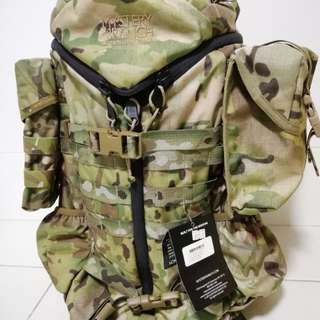 Mystery Ranch 3 days Assault Pack (customized)