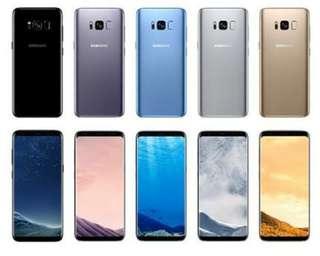 Cicilan tanpa kartu kredit Samsung Galaxy S8+