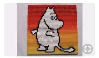 Moomin Hama designs