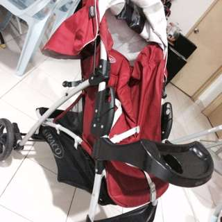Graco stroller (reduce price)
