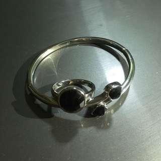 Bracelet & ring #Bajet20