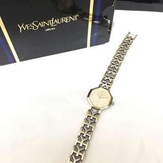 中古 YSL 女裝錶 vintage Watch ⌚️ 非 Gucci Fendi Versace DW Rado Hermes Dior 款