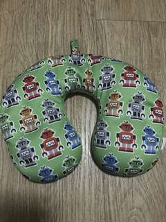 Neck Pillow for Baby Green (Robot)