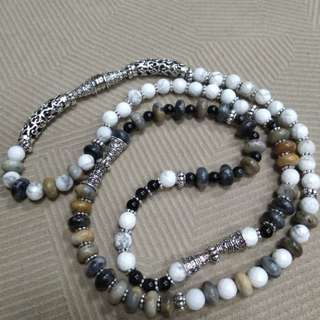 Customised tasbih / bracelet