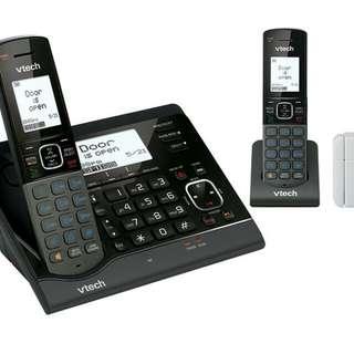 VC7151-202A 數碼室內無線電話雙子機組合