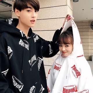 Kobe Unisex Uzzlang Couple Hoodie