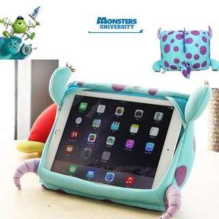 怪獸大學🌟iPad卡通抱枕套~iPad / iPad mini 適用