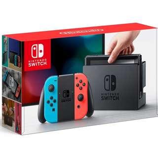 Brand new Nintendo Switch Local Set
