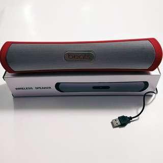 Speaker Portable Bluetooth Beats Be-13