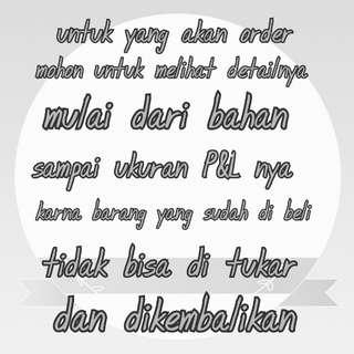 Mohon di baca 😊