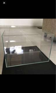 Fish Tank Crystal Clear Glass