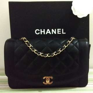 Chanel Diana Flap