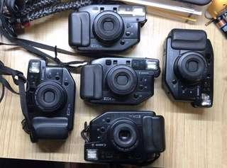 Canon zoom xl film camera with remote control