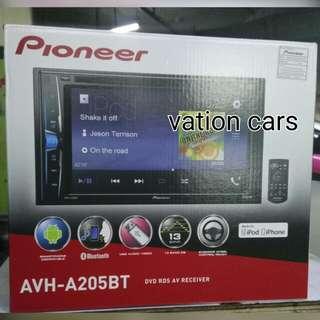 Hu pioneer a205bt