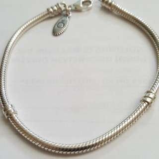 Authentic Pandora bracelet 925s ale