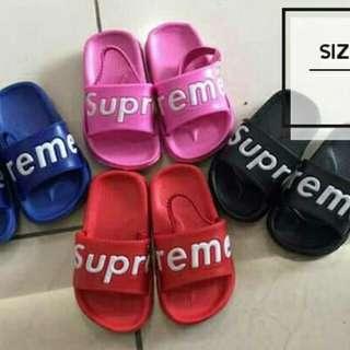 Supreme Sandal #bajet20