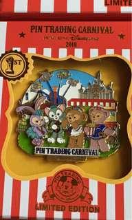 Disney MA pin