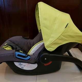 Omni Cradle Car Seat