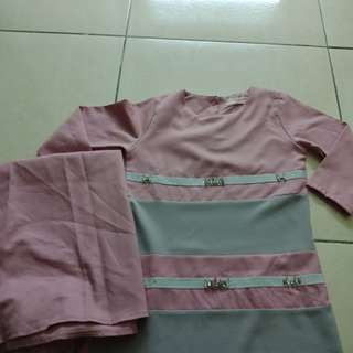 Baju raya Lara Alana xjakel