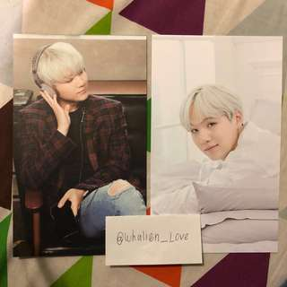 BTS Mediheal [Loose PC] SUGA