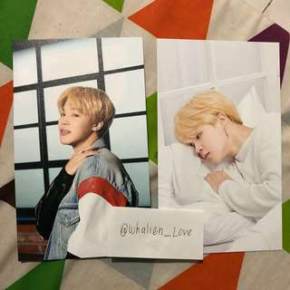 BTS Mediheal [Loose pc] JIMIN