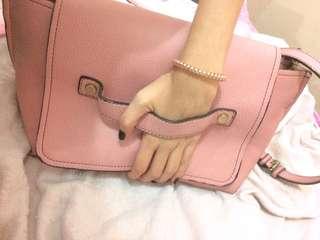 Zara Trafaluc Soft Pink Sling Bag