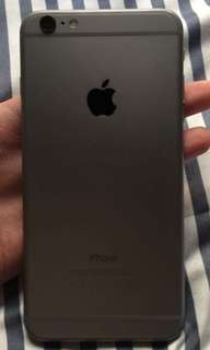 iphone6plus 64g black sim free open line! Perfect condition! Working perfect