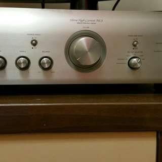 Denon PMA=1510AE Specs2 Integrated Amplifer