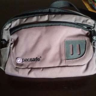 Pacsafe venturesafe belt bag