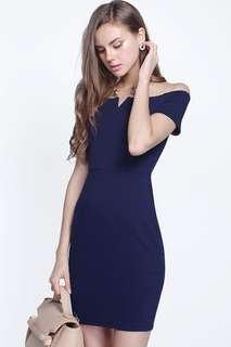 Fayth Jayne Off Shoulder Dress