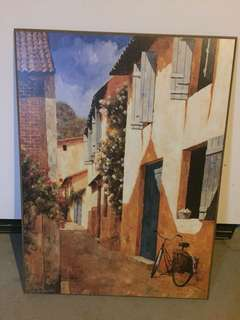 Wall painting (two - both for $35)