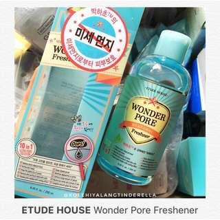 🦊 250ml ETUDE HOUSE wonder pore freshener