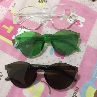 Kacamata Jelly Geely