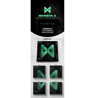 [PREORDER] 몬스타엑스 (MONSTA X) - THE CONNECT : DEJAVU