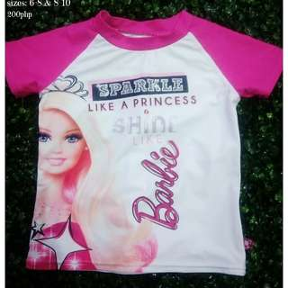 Barbie Rashguard